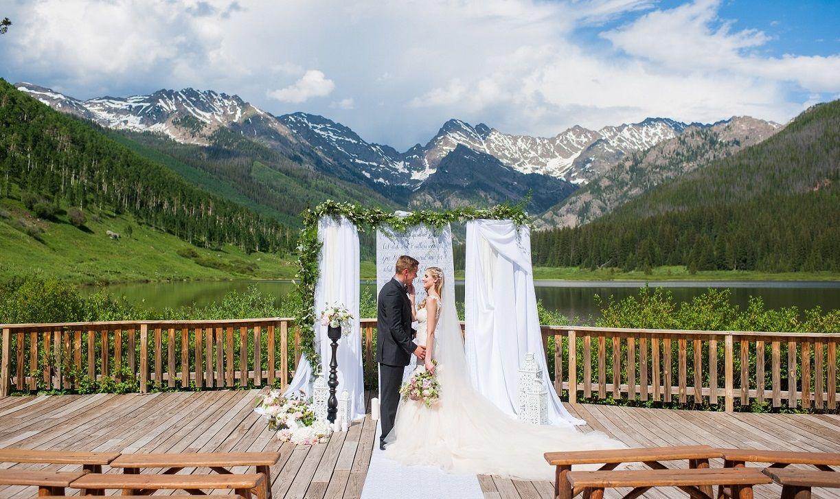 Wedding Piney River Ranch Vail Venues
