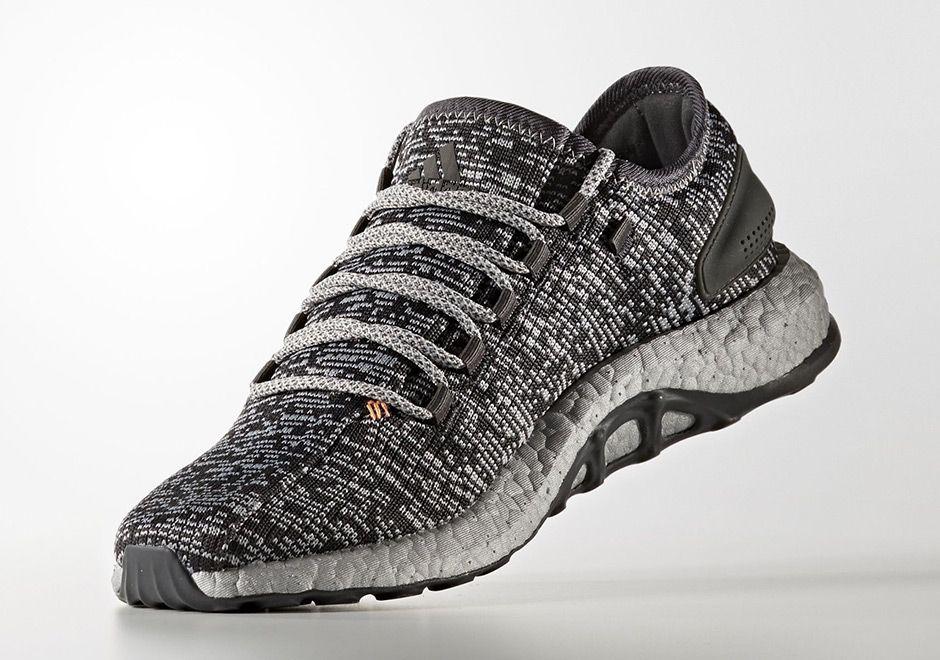 S80701 Mens Adidas Pure Boost LTD Lightest Shoes Coolest Silver Super Bowl BNIB LASTS