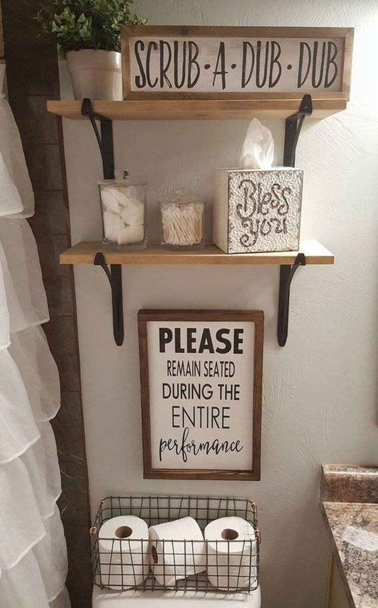 Home Ideas Review in 10  Funny bathroom decor, Diy bathroom