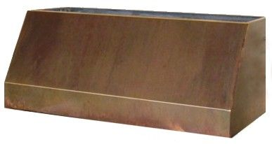 Copper Range Hoods Under Cabinet Hood Handcrafted In Usa By The Metal