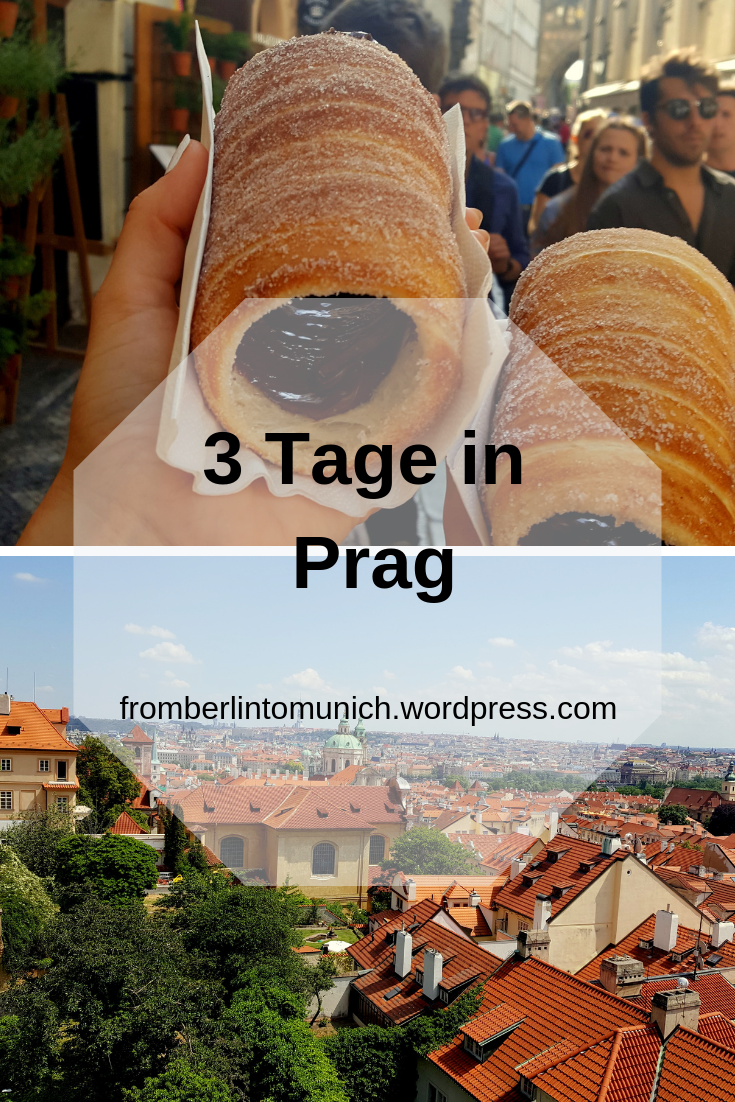 Prag in drei Tagen entdecken