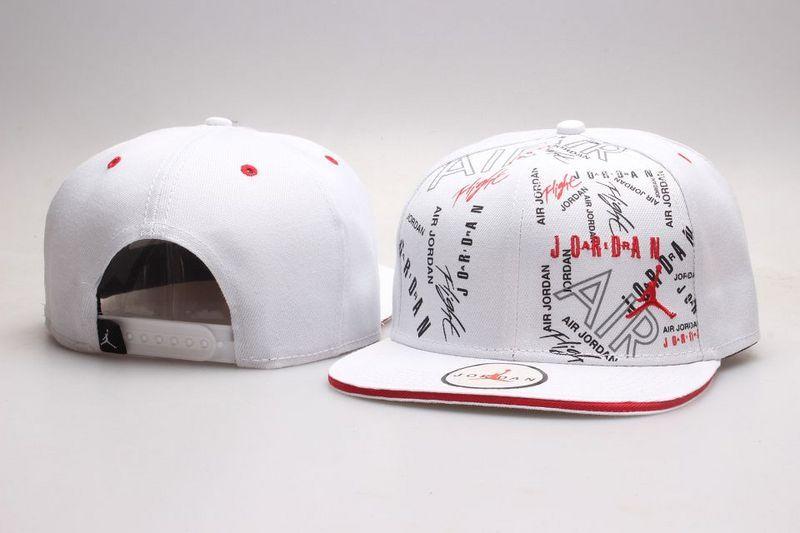 5c5227c83e6 Men s Nike Air Jordan Flight Jumpman Signature Graffiti Printed Baseball  Snapback Hat - White
