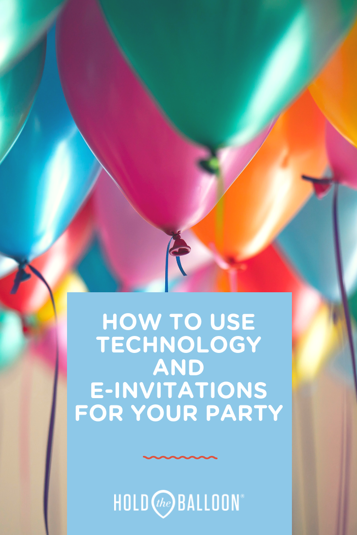 Go Zero Waste For The Next Birthday Party With Digital Invitations You Can Simply Plan A Even Kids Text Images RSVP Services Or Email