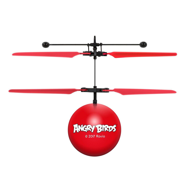 World Tech Toys Angry Birds Red Heli Ball #techtoys