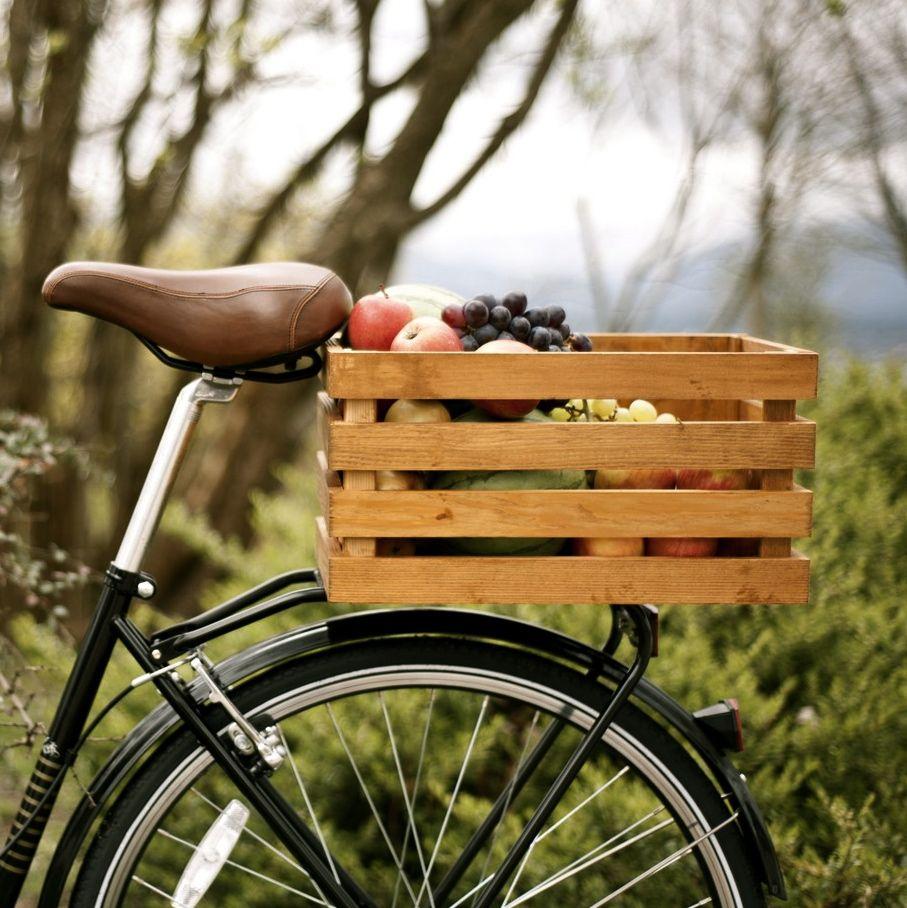 Rear Bike Basket Rear Bike Basket