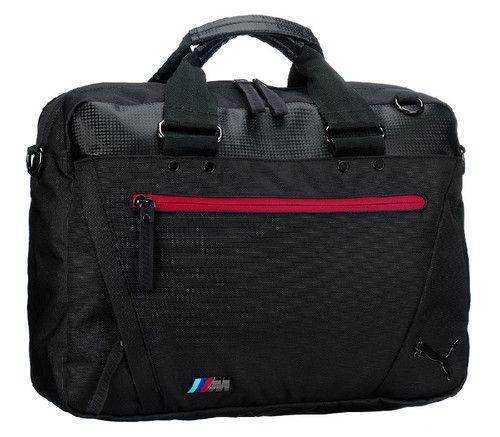 New Puma Bmw M Computer Bag Black Bags Computer Bags Laptop Bag