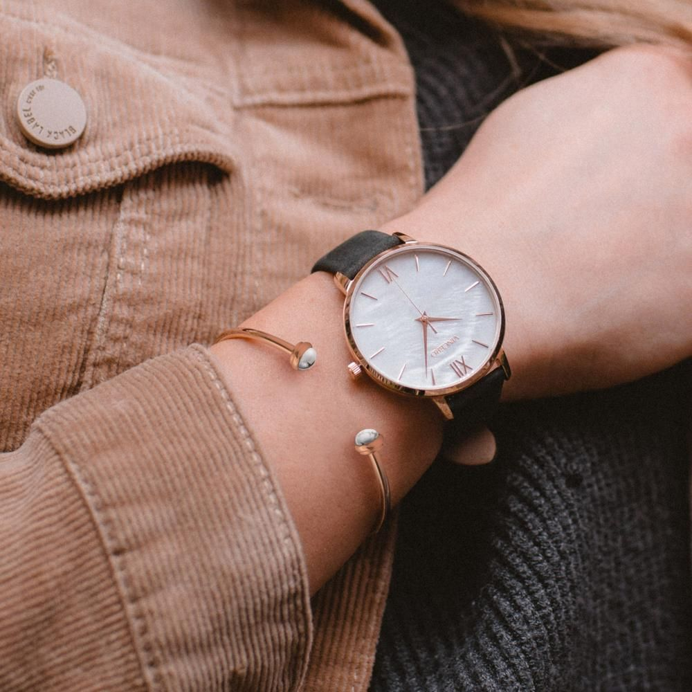 d7d3d0b304316 The Cuff - Rose Gold + Carrara in 2019 | Jewelry , handbags ...