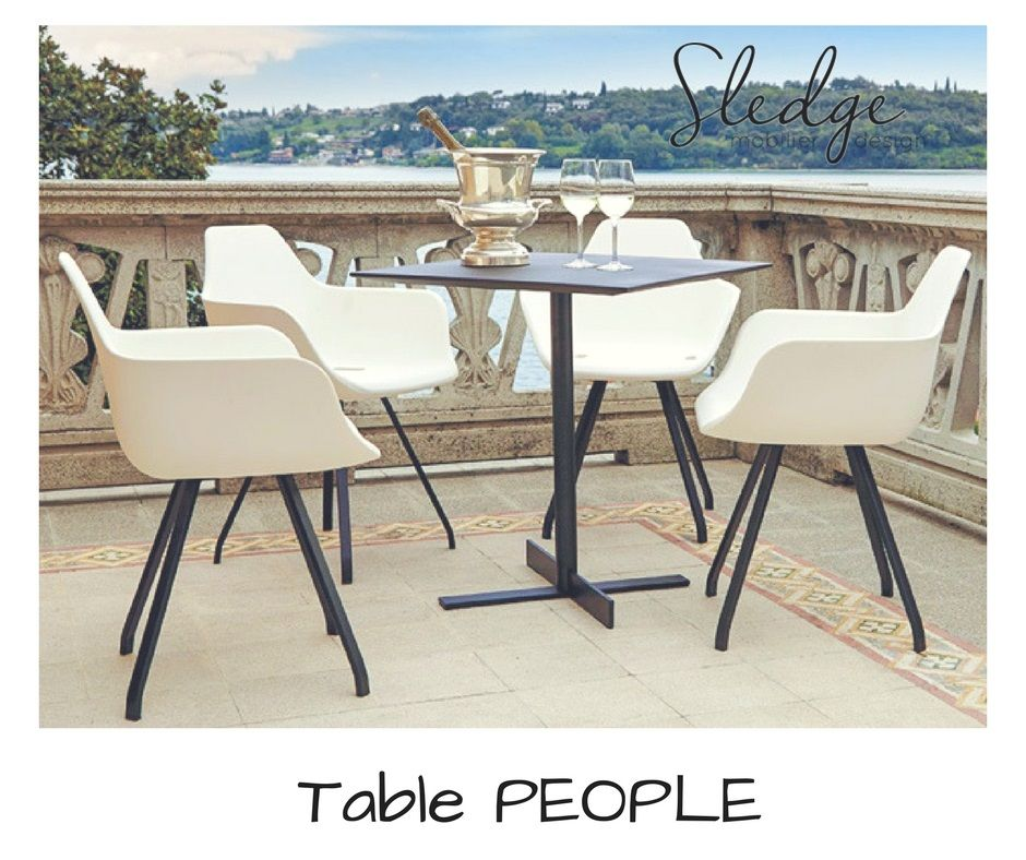 table terasse great table de jardin teck pas cher with. Black Bedroom Furniture Sets. Home Design Ideas