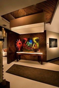 one island aventura modern hall miami by britto charette
