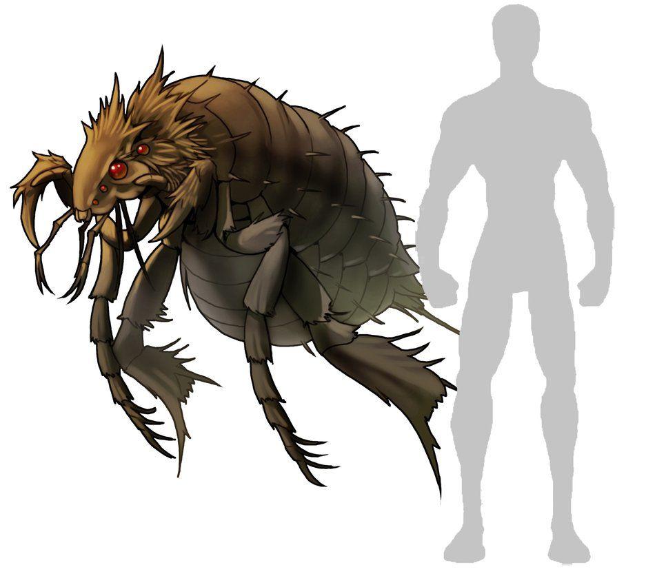 10++ Giant flea ideas