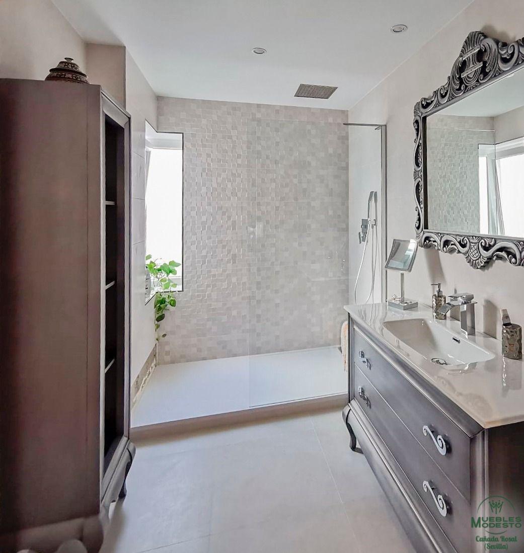 Mueble Baño De 120 Con Columna Abierta Para Toallas Muebles De Baño Muebles Espejos Para Baños