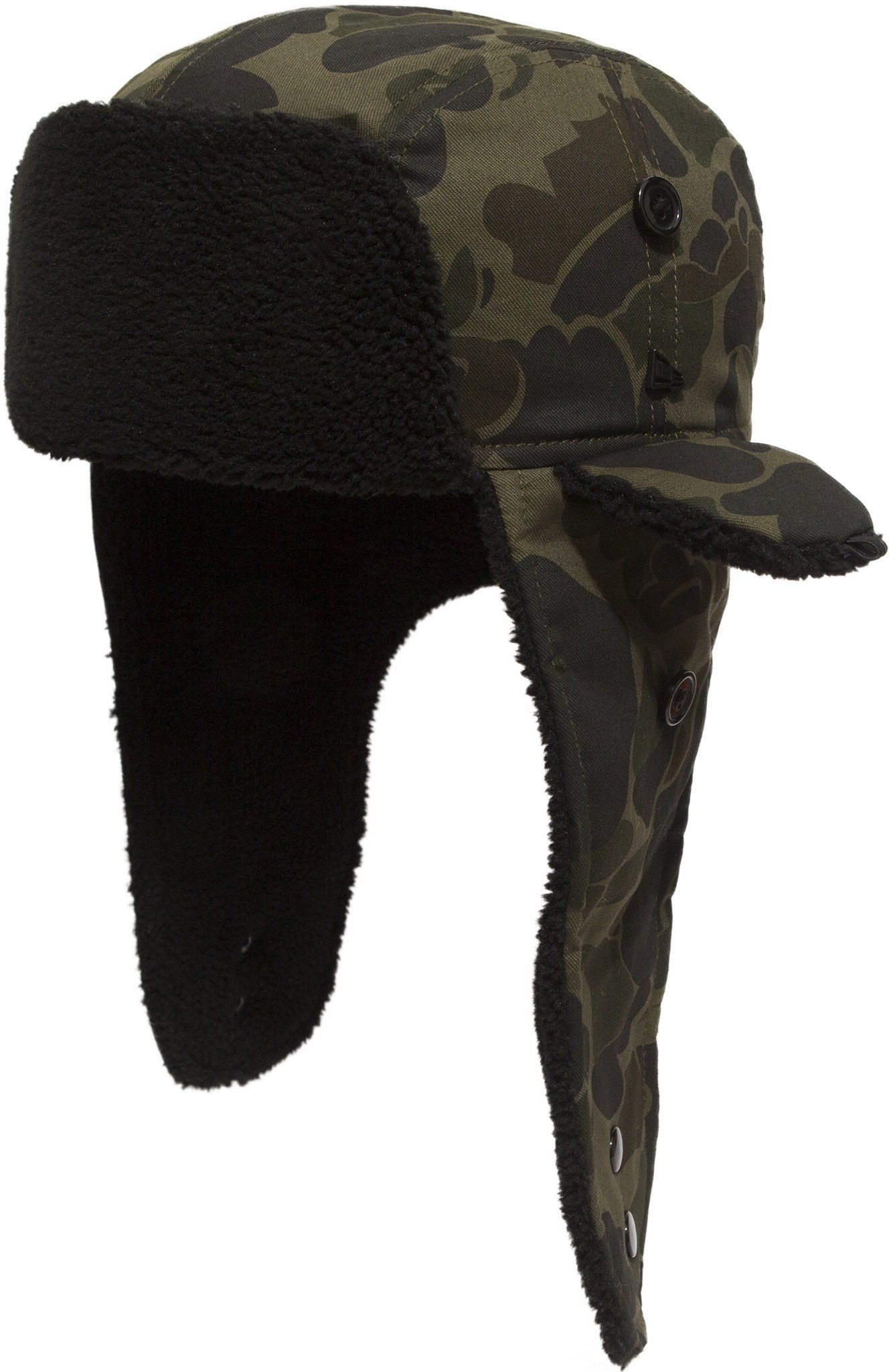 04d3ee25086 New Era Mens Midnight Camo Trapper Hat – lovemycap