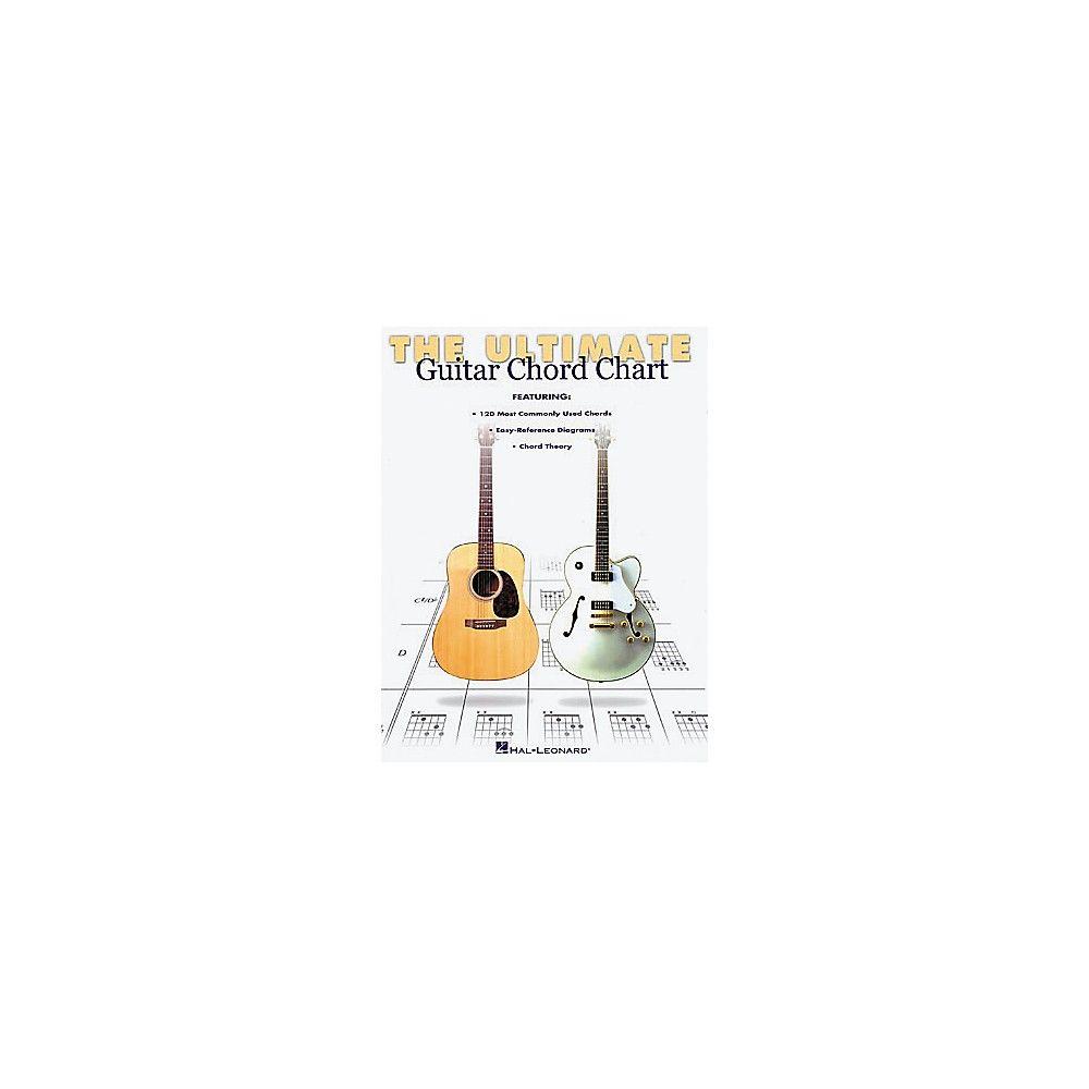 Hal leonard ultimate guitar chord chart book ultimate guitar hal leonard ultimate guitar chord chart book hexwebz Images