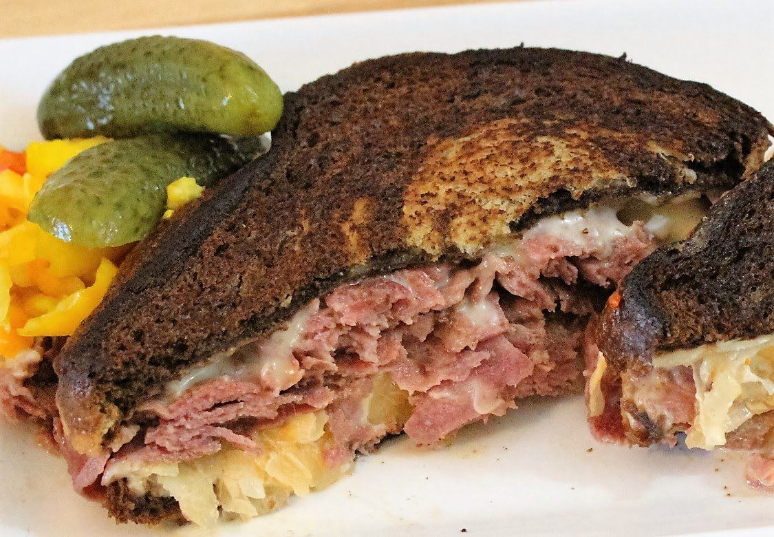 How to Make a Reuben Sandwich | It's Only Food