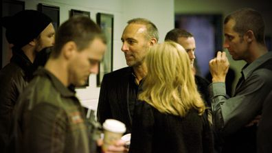Hillsong Conference Backstage [2011]
