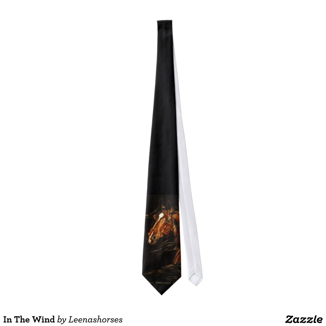 In The Wind Custom Ties