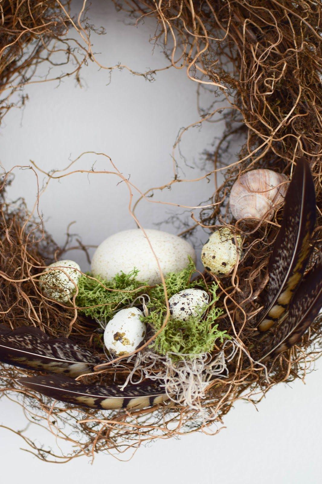Photo of DIY Easter wreath – Mrs Greenery