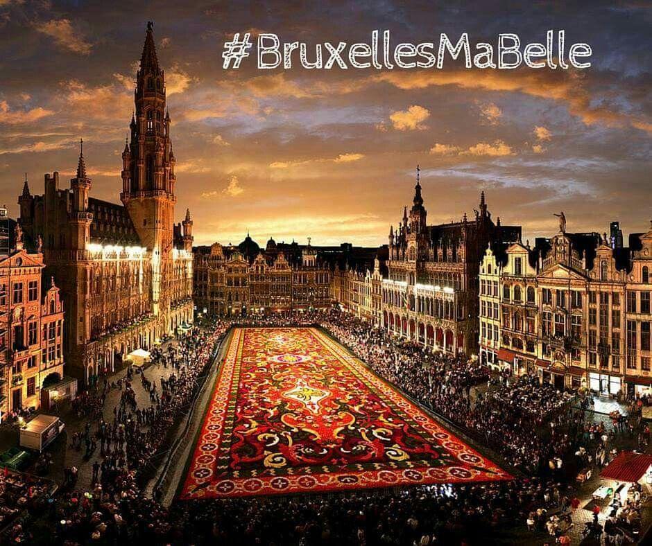 Grand Place / Grote Markt/Brussel, Brussels Hoofdstedelijk Gewest