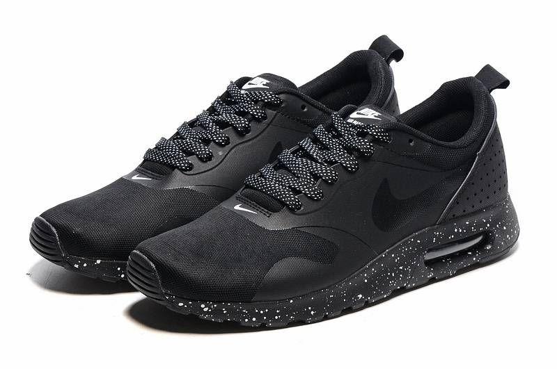 c747dcf4ba Nike Air Max Thea Men Black Splash Ink Shoes | Air max | Nike air ...