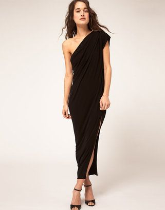 149fb861e3c Sophia Kokosalaki Kore by Ruched One Shoulder Dress - ShopStyle ...