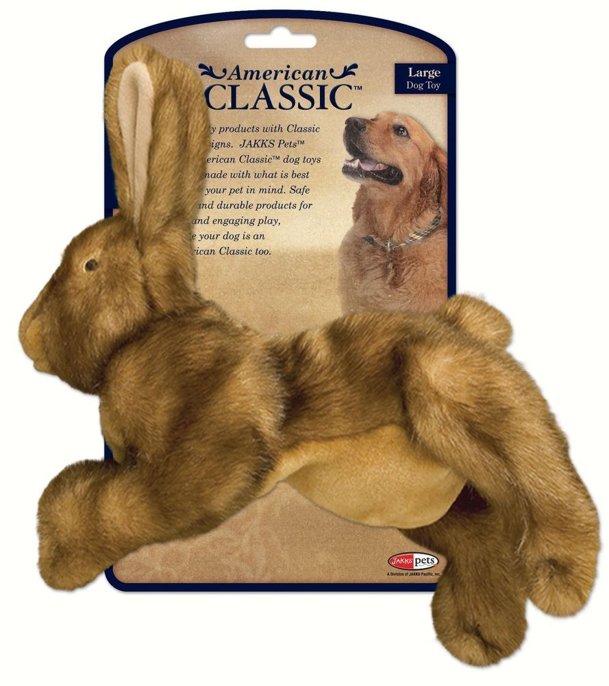 This Toy Looks Pretty Realistic American Classic Dog Toy Large