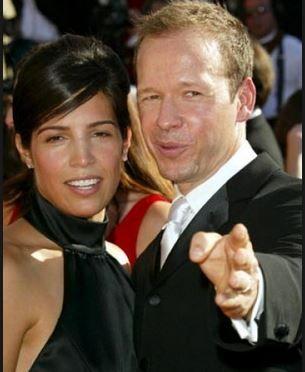 Donnie wahlberg to divorce