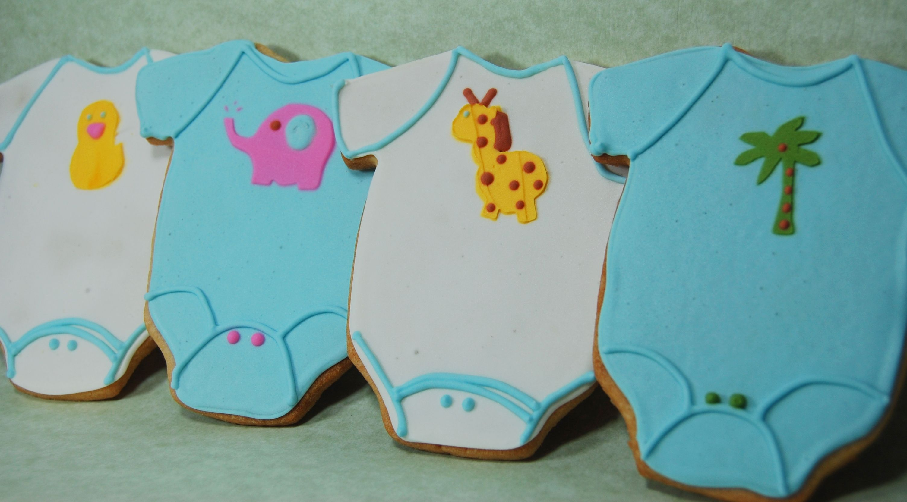 Baby Shower Cookie Images ~ Baby cookie gallery baby shower cookie favors annie s custom