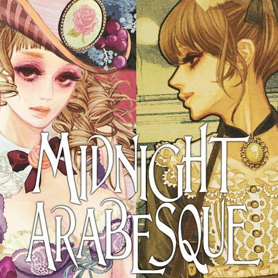 Resultado de imagen para Midnight Arabesque manga