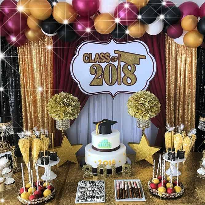 18 Graduation Party Ideas For Your Beloved Grad