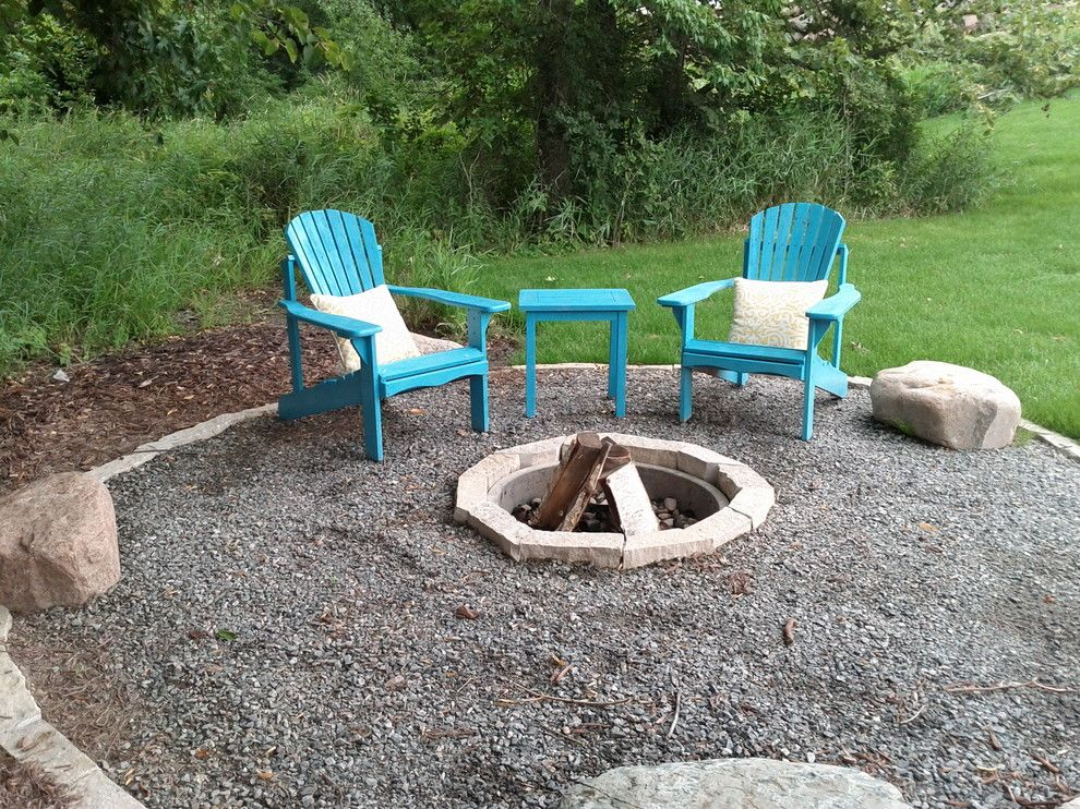 Image Result For Mulch Patio