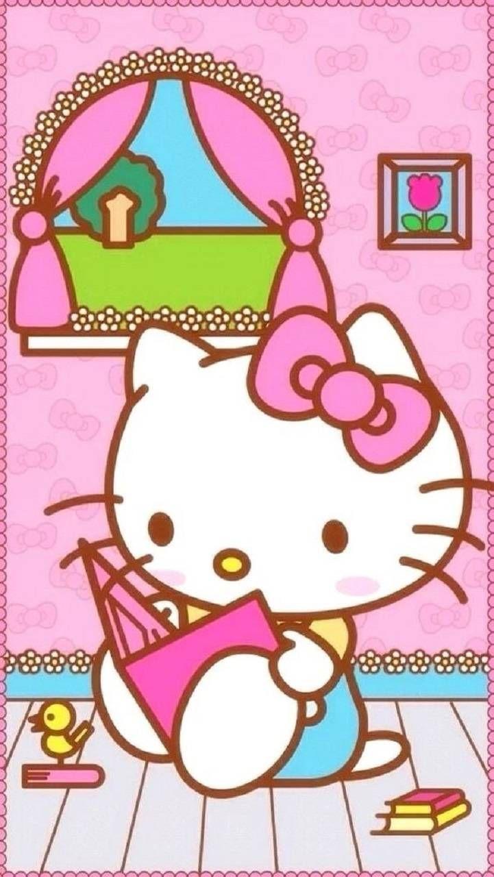 Download Hello Kitty Wallpaper by zakum1974 6a Free on