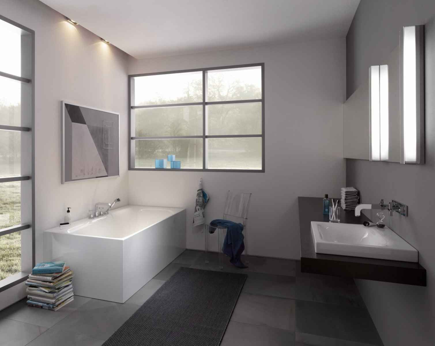 Badezimmer fachwerk ~ Eck badewanne bette silhouette im kleinen badezimmer badezimmer