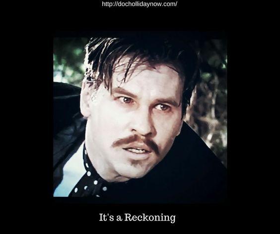 Val Kilmer as Doc Holliday