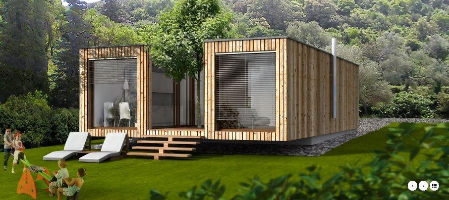 Contenedores contenedores en 2019 casas contenedores - Contenedores casas prefabricadas ...