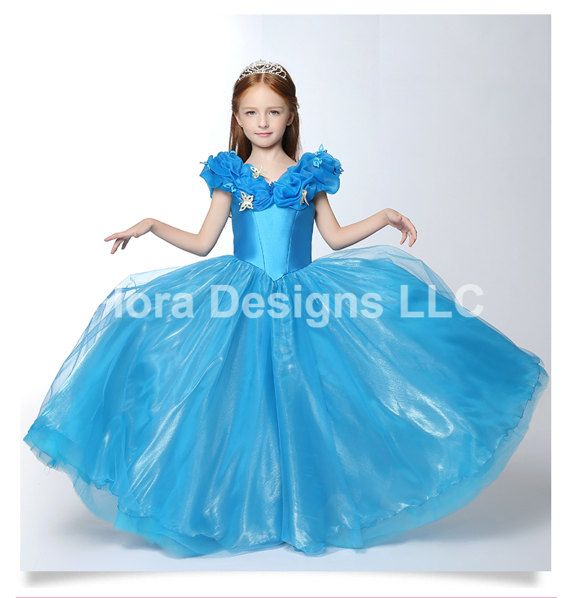 55bd8ae60 Cinderella costume Cinderella dress Cinderella princess dress ...
