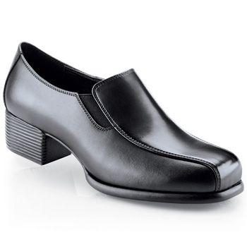 Cheap women black dress shoes