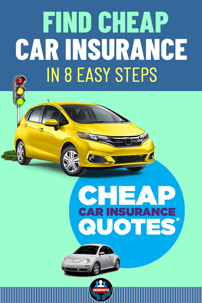 Find Cheap Car Insurance In 8 Easy Steps With Images Cheap Car