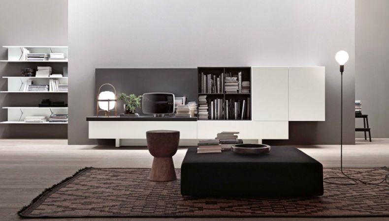 Lema Mobili T030.T030 Wall System By Lema Available At Haute Living Com