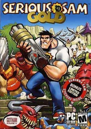 SERIOUS SAM 1 PC GAME FREE DOWNLOAD (141 MB) RIPPED Free