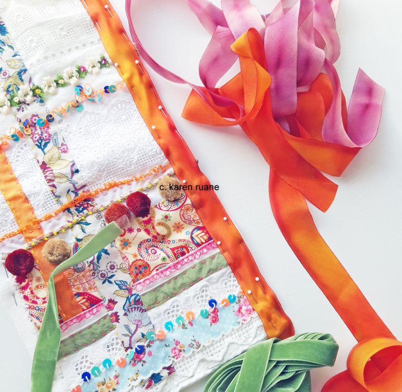 Book Wrap, Ribbon, Little Books