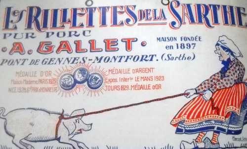 Sarthe : les rillettes