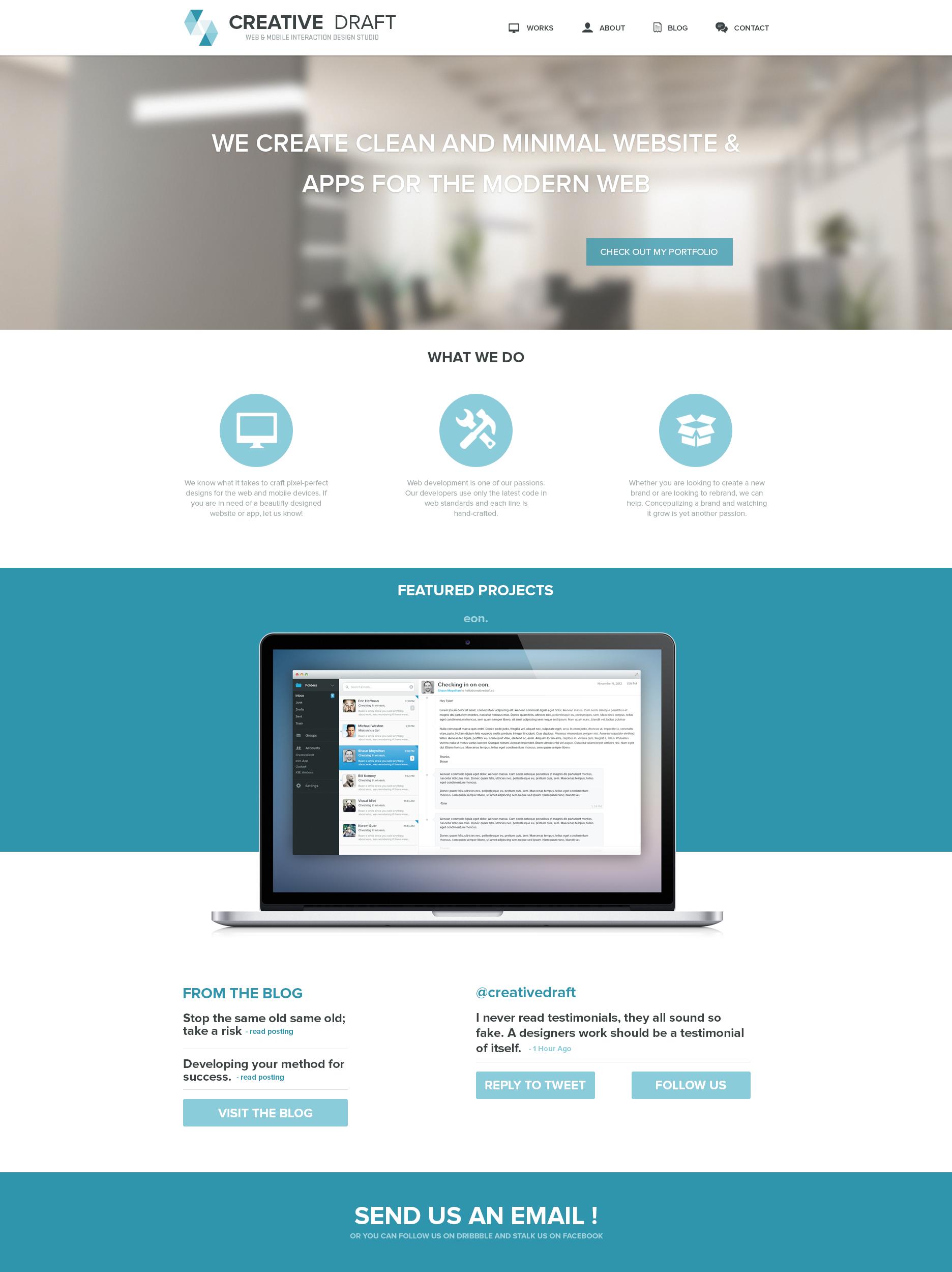 15 Beautiful Examples Of Web Design Inspiration Part 3 Web Design Web Design Inspiration Design Inspiration