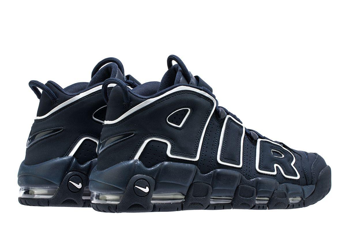 Nike Air More Uptempo to Release in Dark Blue - EU Kicks Sneaker Magazine
