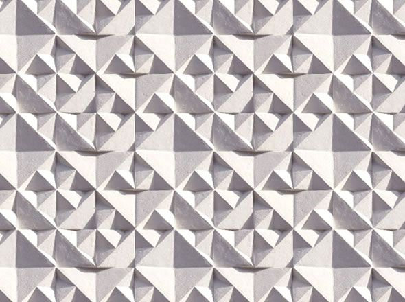 3d Fabric Wallpaper Design Geo Ella Doran Pattern Fabric