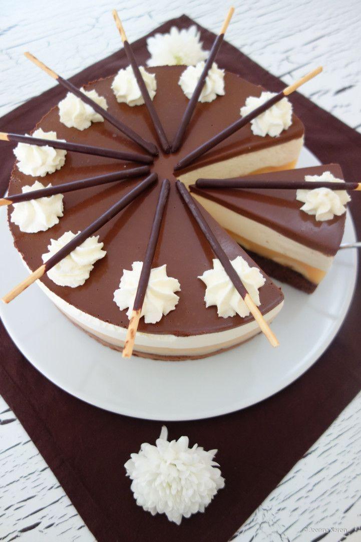 Mikado Torte Torten Rezepte Pinterest Kuchen Milka Torte Und