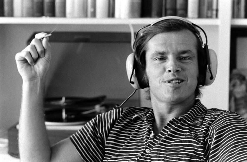 Nominated for 12 Academy Awards (three of which he won), Jack Nicholson is the most nominated actor in Oscars history. Pictured here in 1969. See more: http://ti.me/1LfYcHQ (Arthur Schatz—The LIFE Picture Collection/Getty Images)