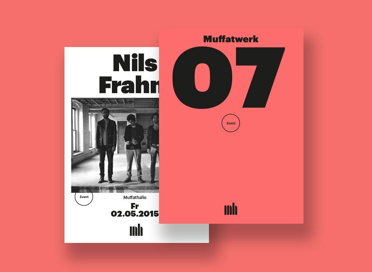 "Consulta este proyecto @Behance: ""Muffatwerk Munich"" https://www.behance.net/gallery/41499925/Muffatwerk-Munich"