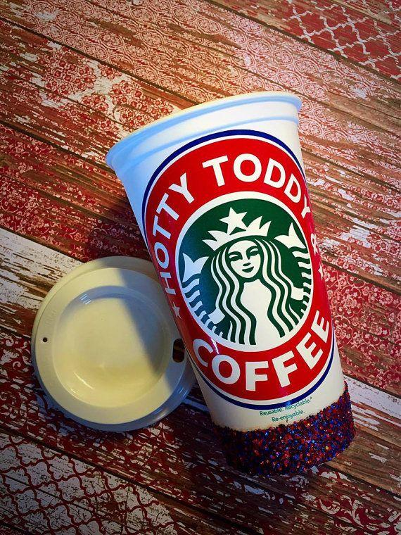 Custom Starbucks MugOle by KLousCreations on Etsy