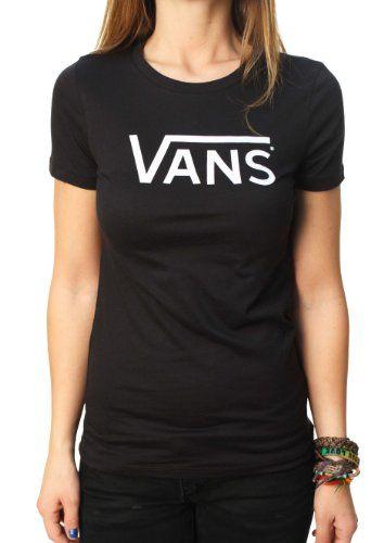 vans t shirts women's