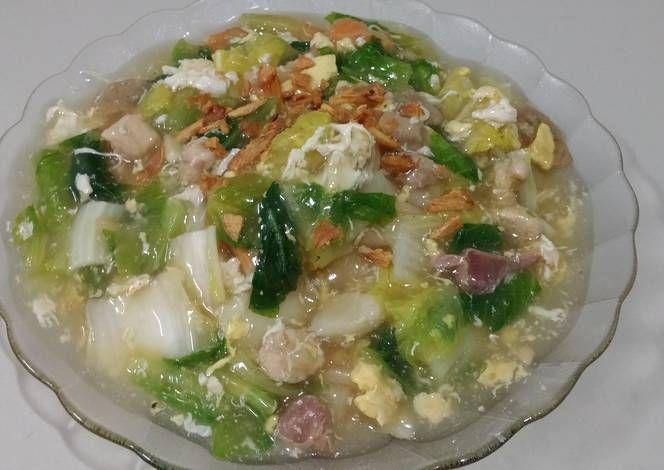 Resep Kwetiau Siram Favorite Oleh J Frost Resep Makan Malam Resep Masakan